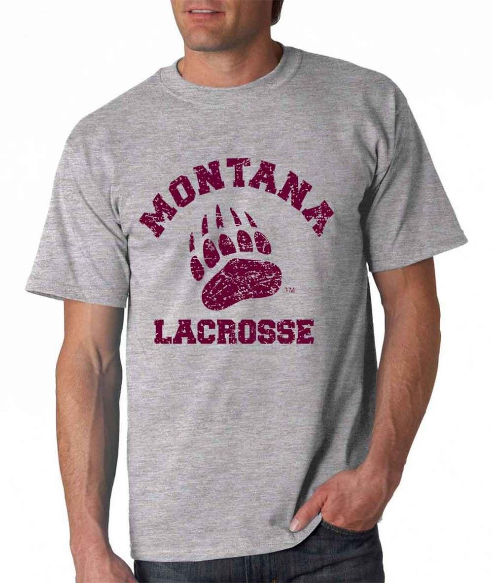 Montana Lacrosse T-Shirt - $15
