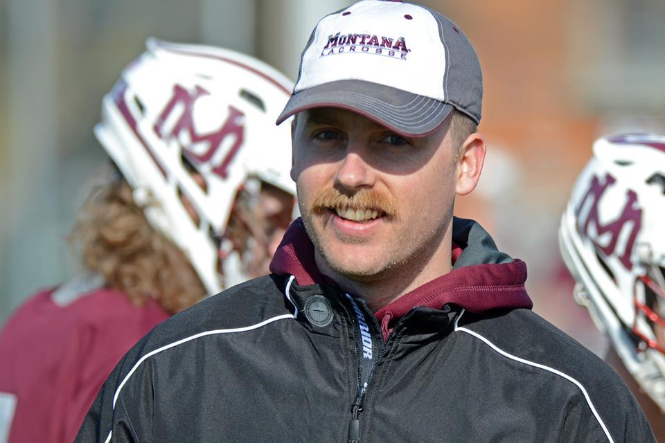 Coach Tucker Sargent