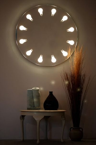 Perito Moreno mirror by Iris Design