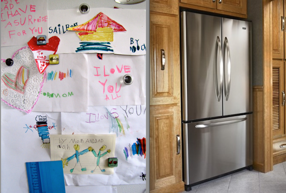 You went from this to this. Here's how to avoid epic tantrums in the kitchen!