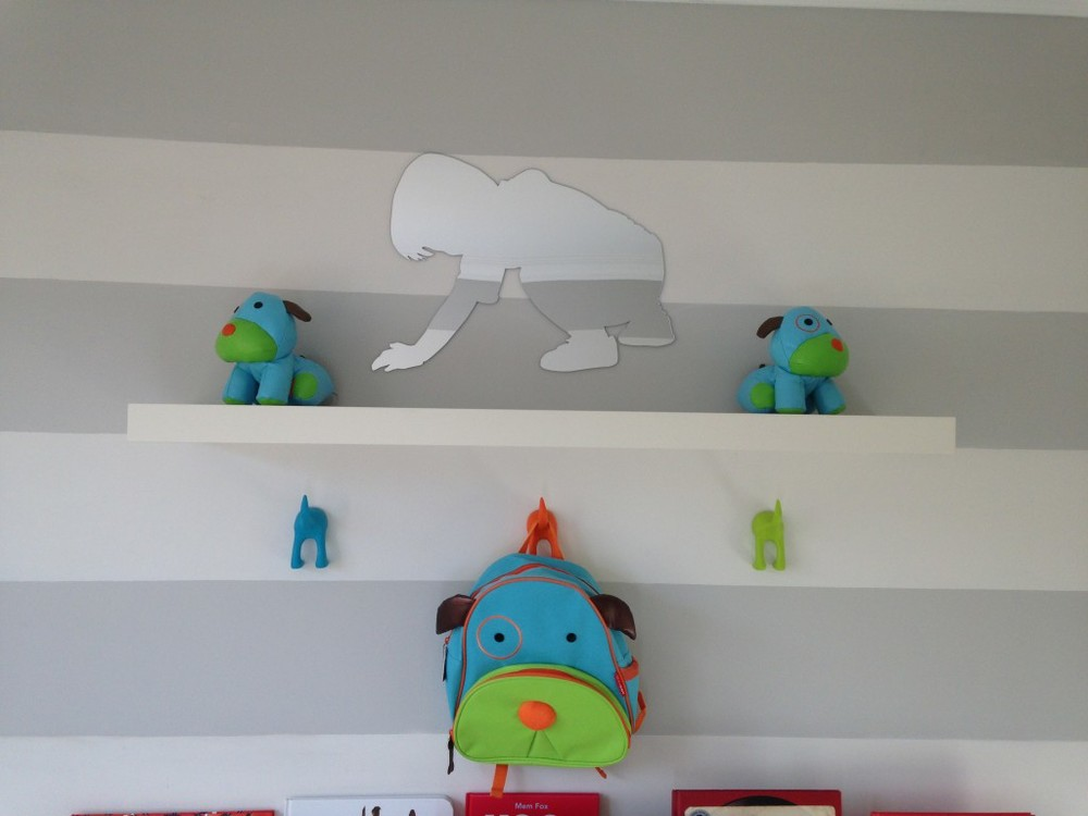 Shelf by Ubabub, decor ideas from Project Nursery!