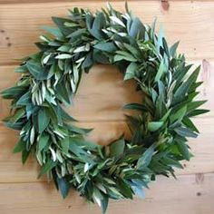 The Arbor Day wreath we hope you never do.