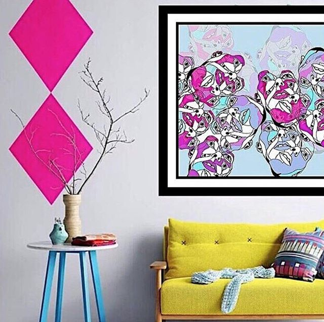 How do you feel about brightly colored interiors? Everyone has their own style and this is definitely BOLD! Hang your brightly colored photos with a YHI designer kit - the easier way to hang anything on the wall. Check out the link in our bio :) Photo captured by @two_faced_twins • • • • #brightcolor #bright #interiors #homesweethome #homedecor#inspiration #decorcrushing #instadecor #styleathome #interiordetails #homedecorating #decoration #decorations #innovation #interiordesign #design#designer #youhangit #yhi #diy #diyhomedecor #like4like #followforfollow #wallart #walldecor