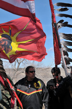 """ Wounded Knee remembered after 40 years ""   tankabar.com"