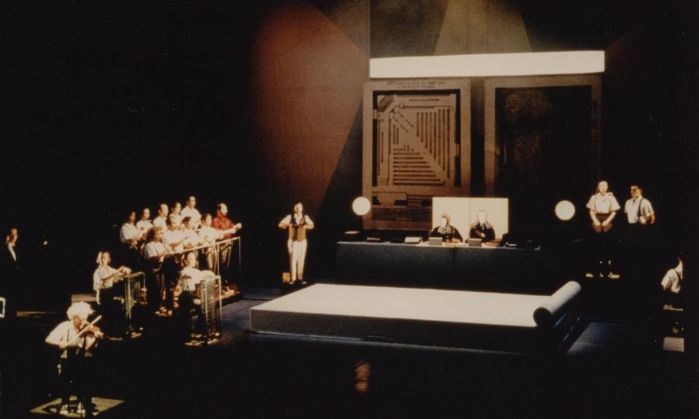 Metropolitan Opera, New York, 1976