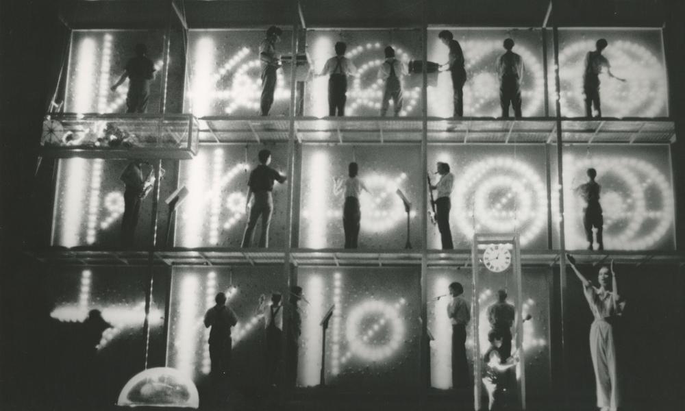 Opéra Comique, Paris, 1976