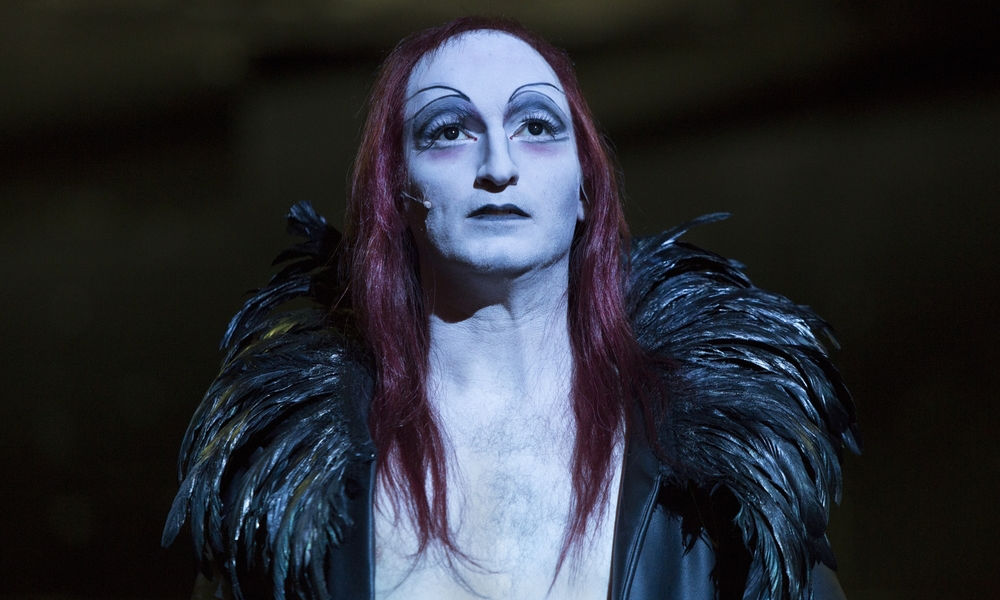 Faust I (Christopher Nell as Mephisto)