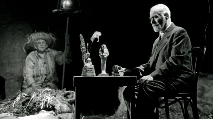The Life and Times of Sigmund Freud