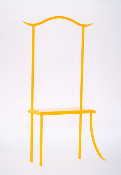Chair from   Wings on Rock    Designed by Robert Wilson