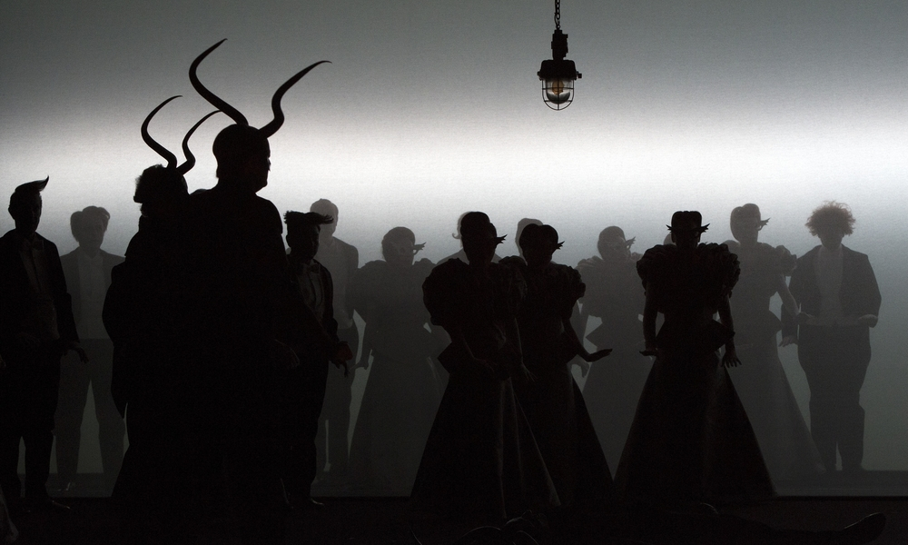 Act 2, Scene 2 - Chorus. Linz, 2015