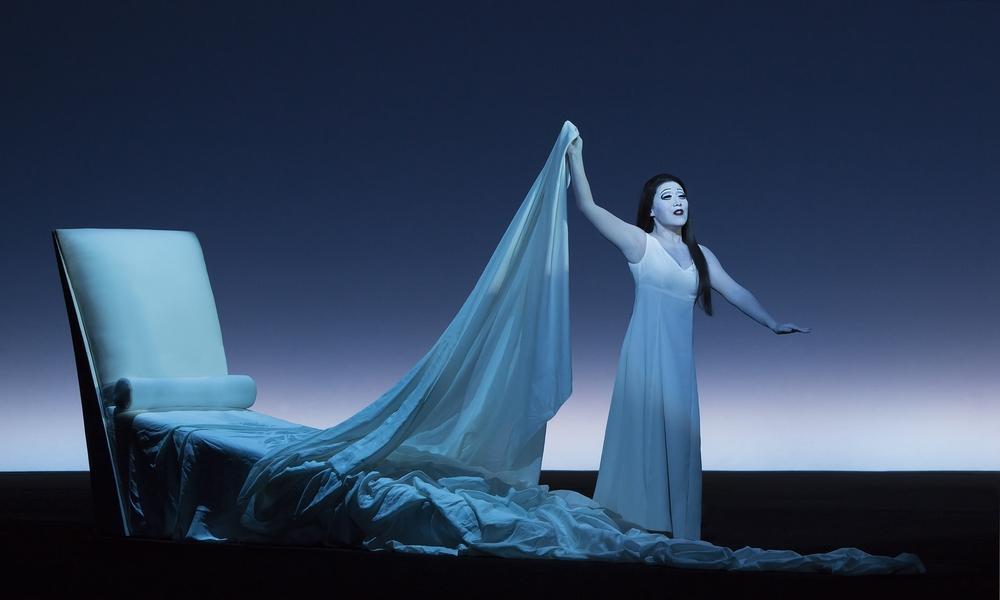 Act 3 - Myung Joo Lee (Violetta Valéry). Linz, 2015