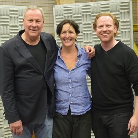 Robert Wilson, Fiona Shaw, Daniel Hope
