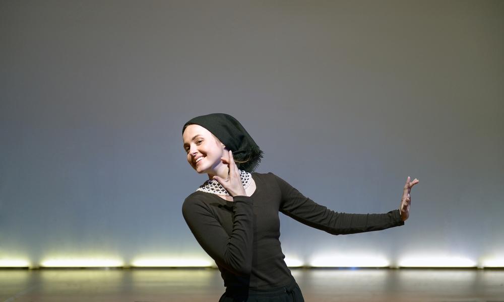 Rehearsal Photograph © Inga Aleknaviciute