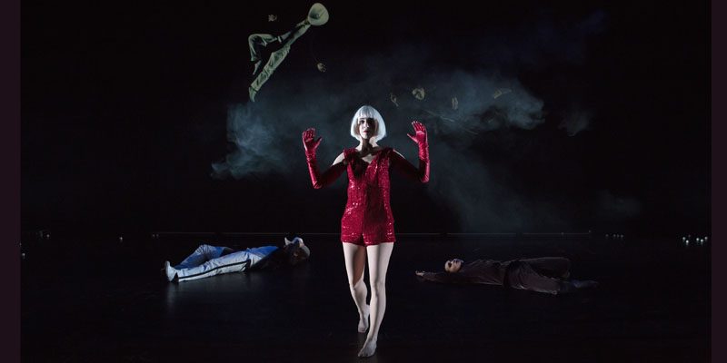 MIDNIGHT by Lynsey Peisinger and Tilman Hecker (Photograph by Lucie Jansch)