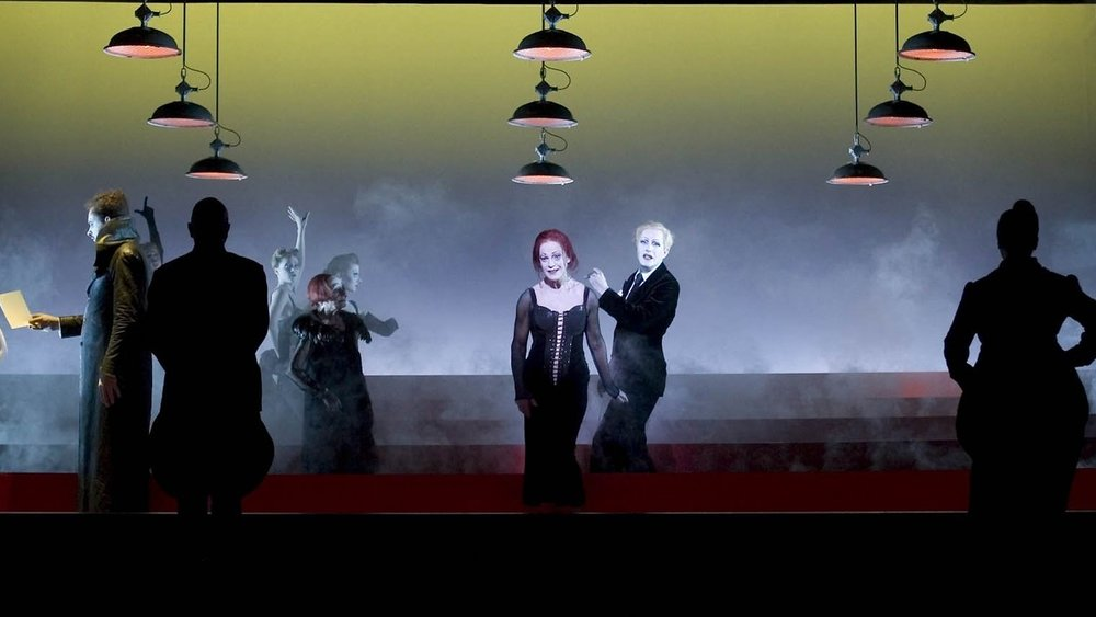 4. The Threepenny Opera