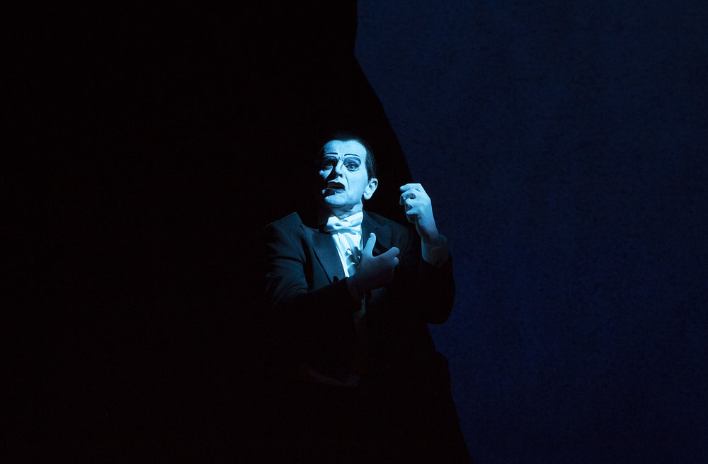 Mikhail Baryshnikov   Photograph © Lucie Jansch