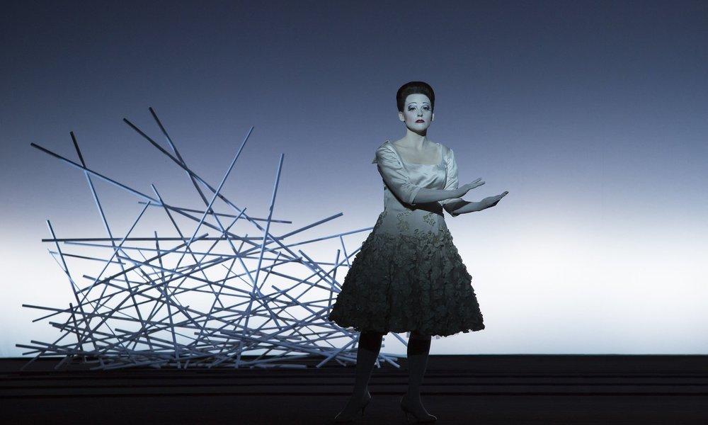 Act II, Scene 1: Nadezhda Pavlova (Violetta). Perm, 2016