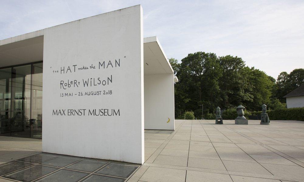 Max Ernst Museum Façade