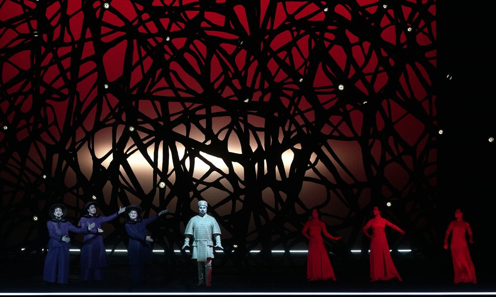 Turandot, Act III, Teatro Real Madrid, 2018