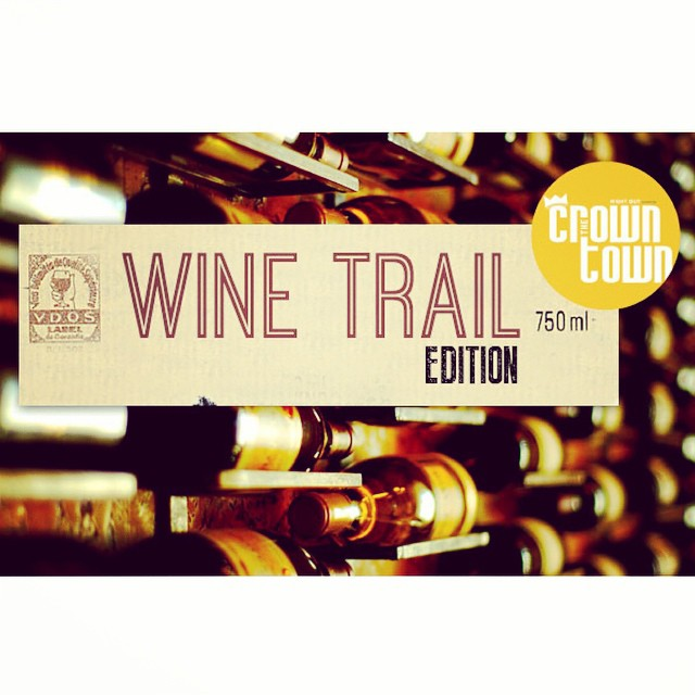 Next up: #SantaBarbara Wine Trail Edition! Get your tickets now at http://ctt-wine-trail.nightout.com #wine #funkzone #crownthetown