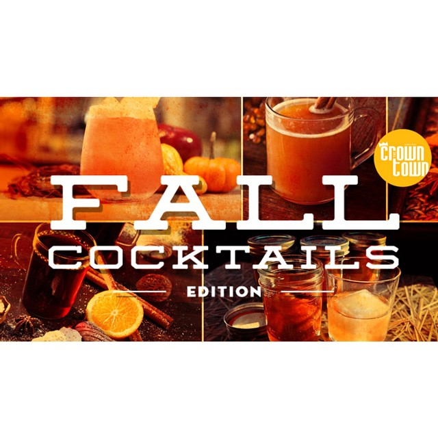 "Any pumpkin spice lovers out there? Join us tonight as we sip down some delicious, Fall infused cocktails!  GET YOUR TICKETS NOW:  1. Comment ""#fallcocktails"" below  2. Quickly register here @txagram  3. You will receive a text/email with a link for tickets"