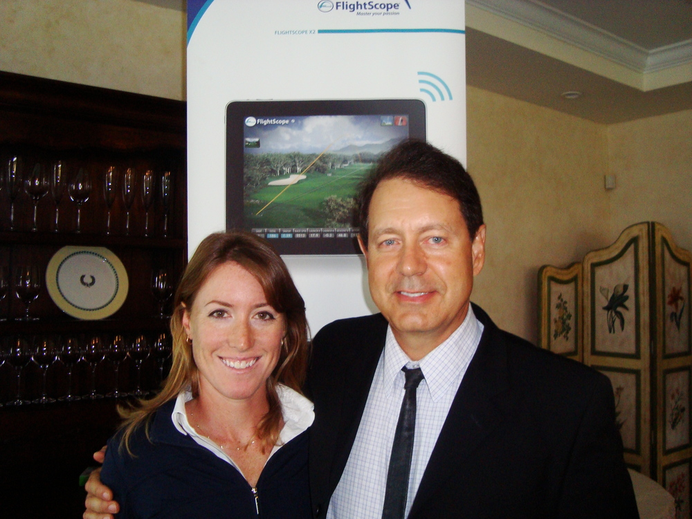 Henri Johnson, Founder and CEO, Flightscope