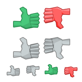 Imagui Thumbs Icons