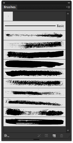 Vector Brush listing