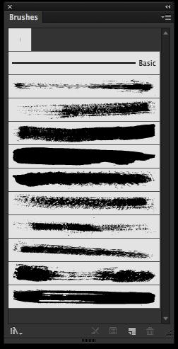 Vector Brush listing