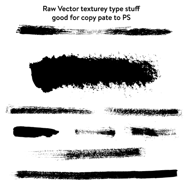 Vector Brush Details