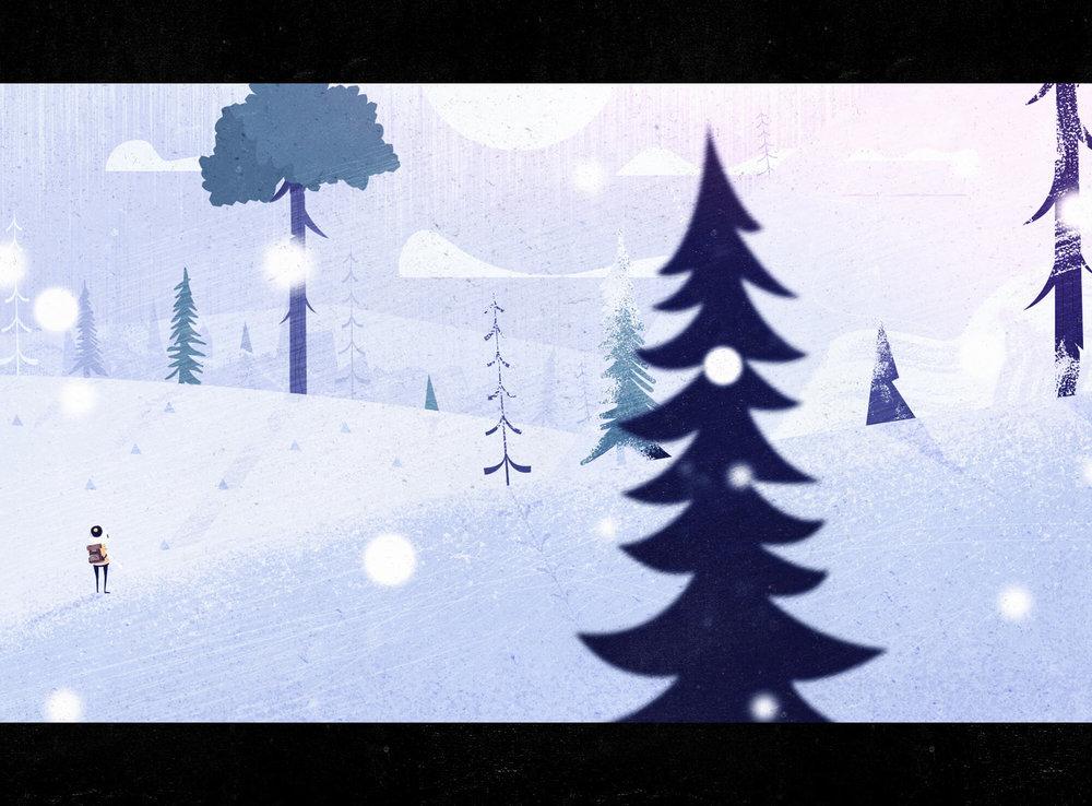 B-Roll Snow Extra