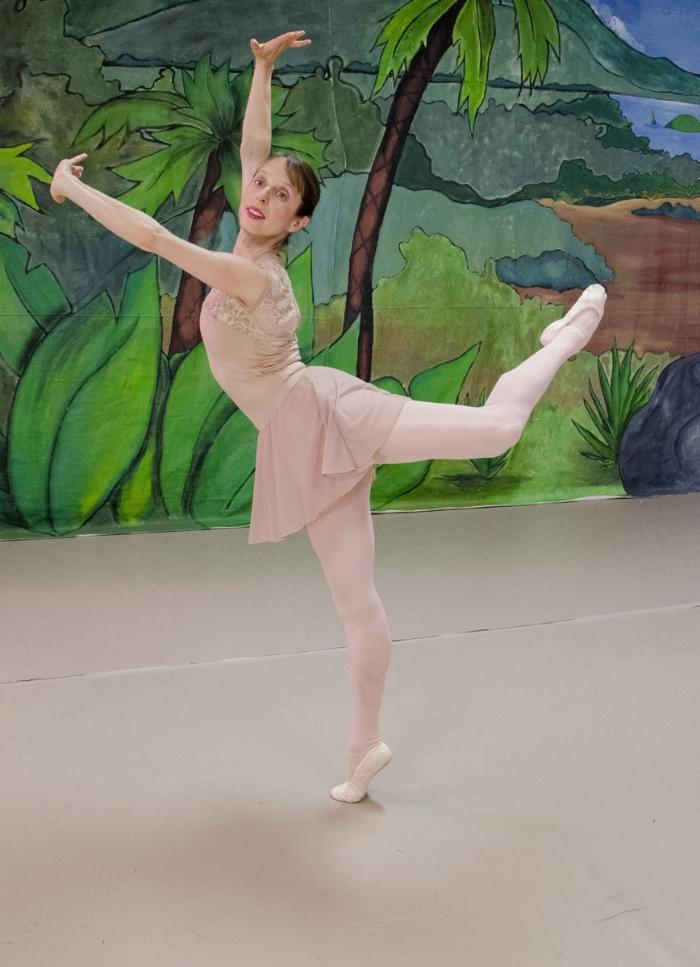 """Dance with Mandolins"" solo, Alexandra Jerkunica"