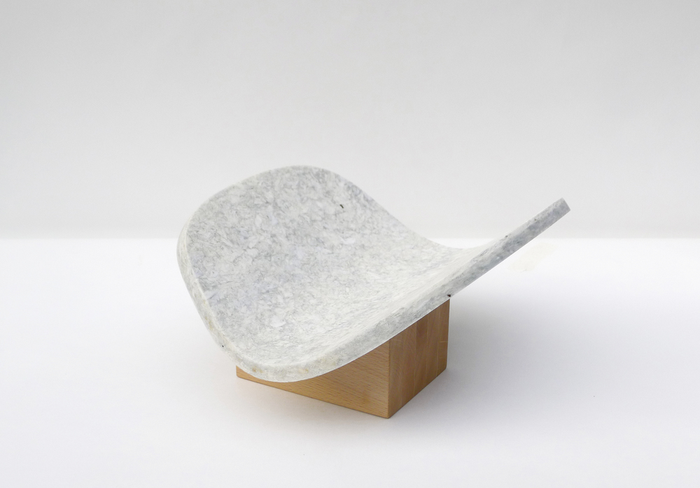 Marblus Bowl by Matteo Fogale and Laetitia de Allegri