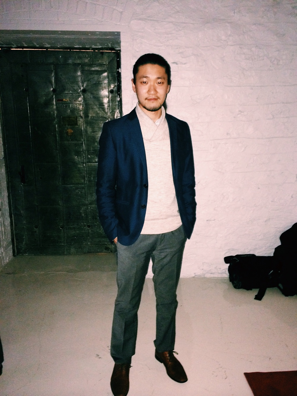 YOSHI | spotted at space150