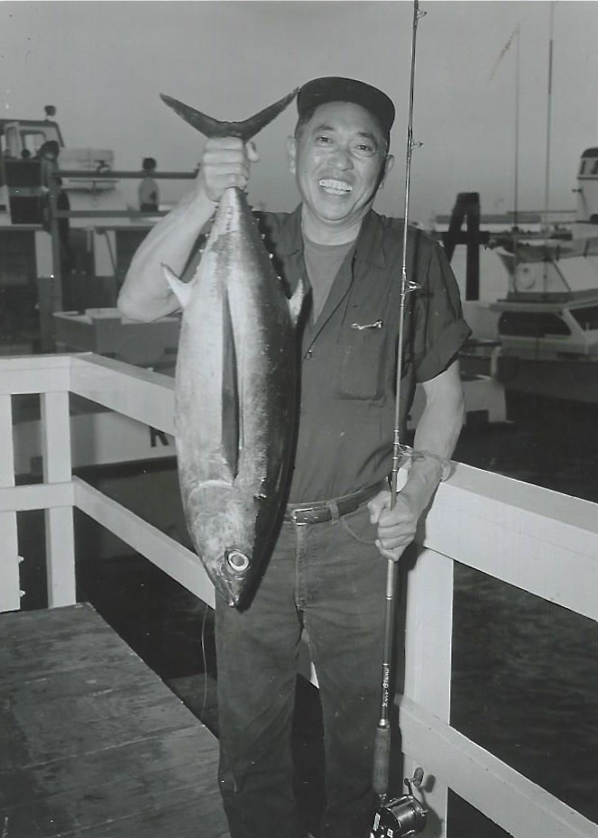 Our founder, and great-grandfather, Izzy Otani