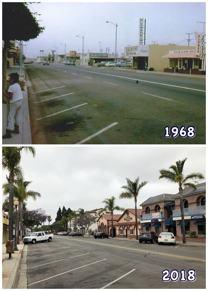then and now A street 1968.jpg