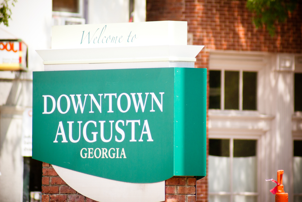 Photo by  Jeff Lewis, City of Augusta