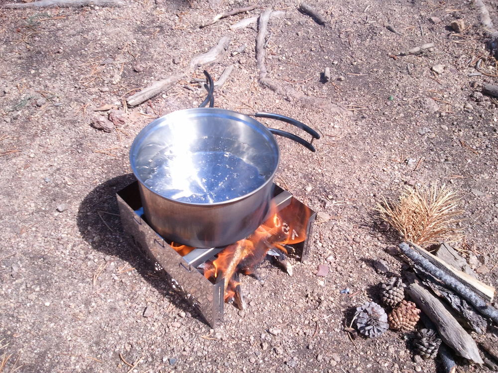 180 STOVE Using Multi-Fuels