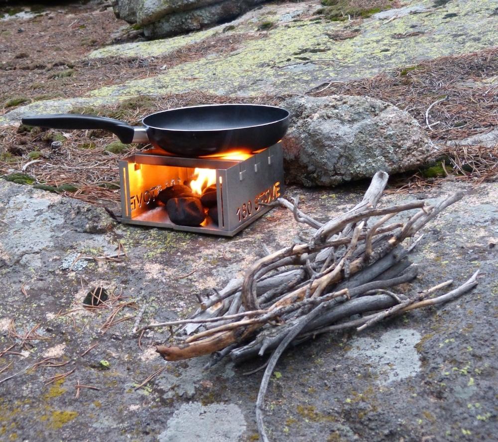 180 Tack Backpacking Camping Wood Fuel Stoves And