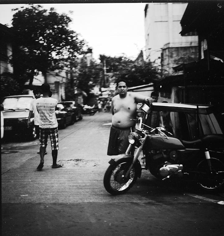 Manila Street.