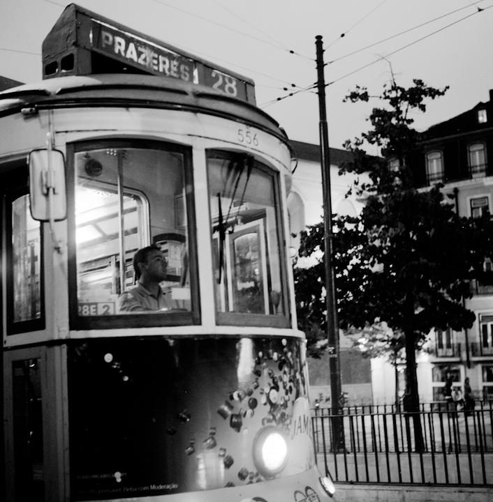 Lisbon Trolly