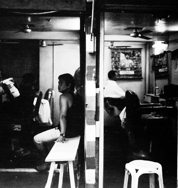 Barber Shop Manila