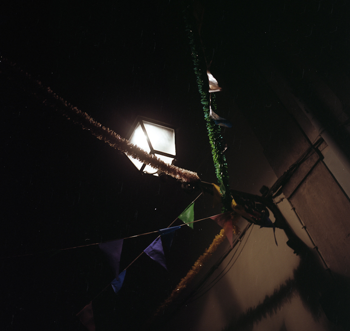 Lisbon Street light
