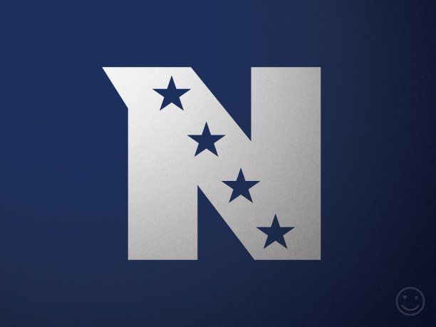 Afc Nfc Logo Verlander Nfl Afc Nfc 03 Jpg