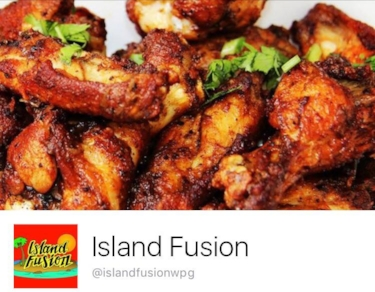 Island Fusion  - Unique menu items such as doubles, jerk tacos, or deep fried cassava fries are mixed with familiar foods to create new, tasty meals.