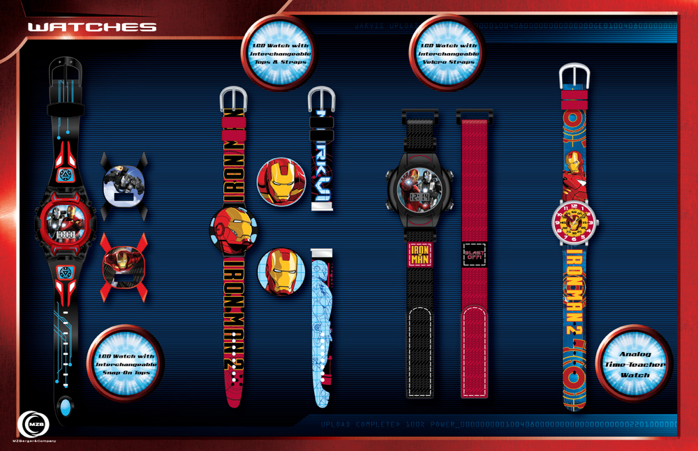 "Marvel's ""Iron Man 2"" Board"