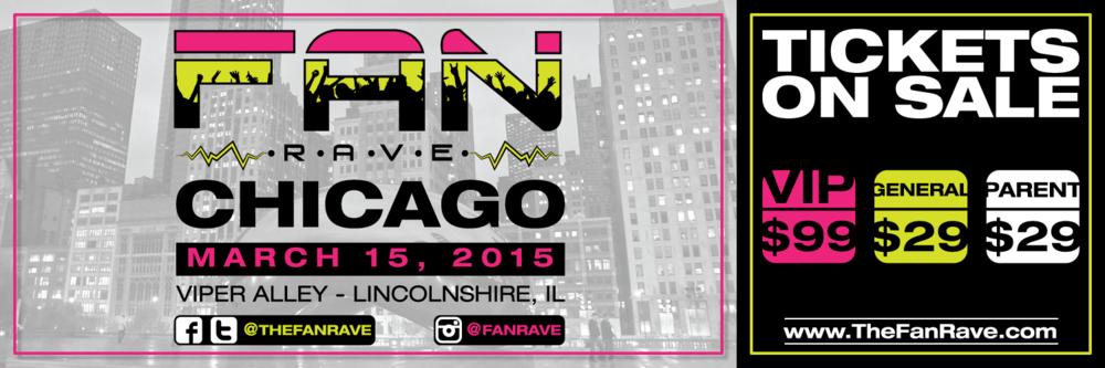 FanRave Chicago Social Banner
