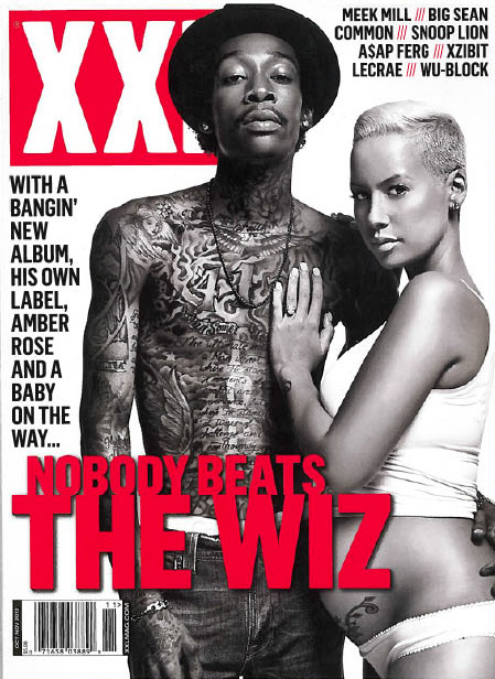 XXL Magazine - October 2012