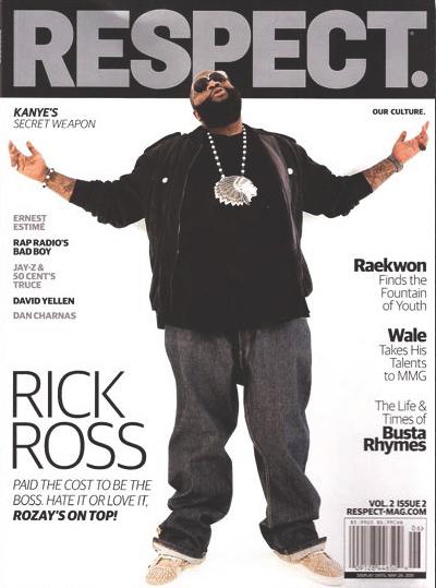 Respect Magazine - Spring 2011