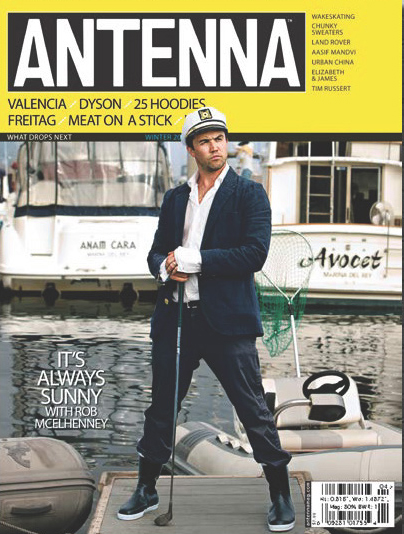 Antenna Magazine - Winter 2009